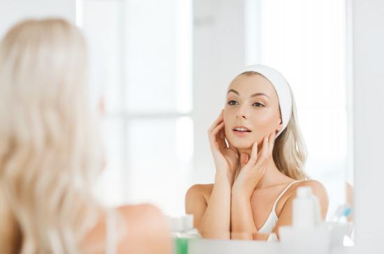 La cura della pelle mista