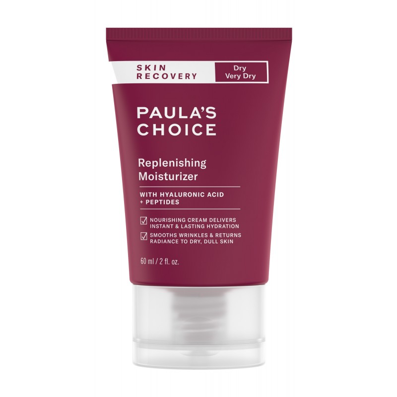 Skin Recovery Replenishing Moisturizer With Antioxidants