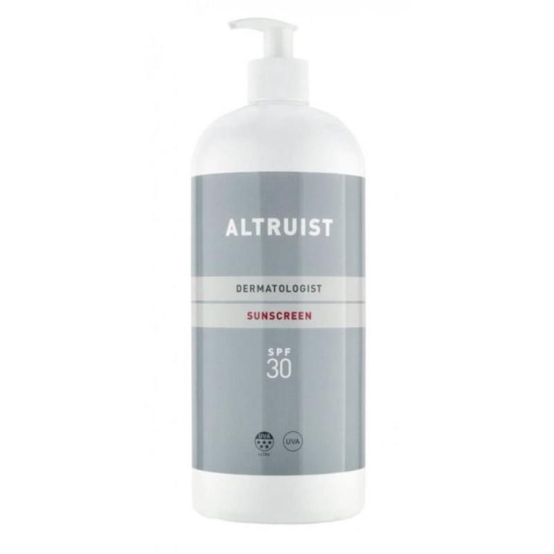 Altruist Sunscreen SPF30 1L