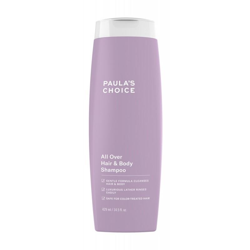 All Over Hair & Body Shampoo