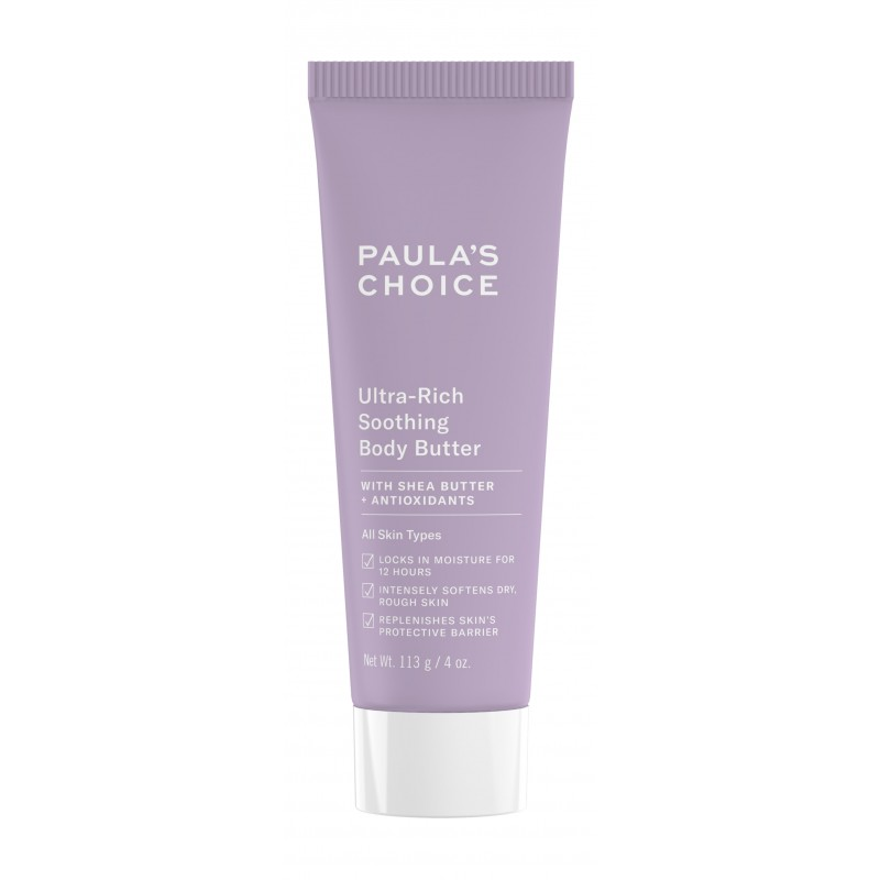 Clinical Ultra-Rich Soothing Body Butter