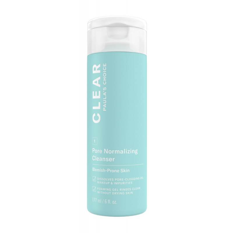 Clear Pore Normalizing Cleanser