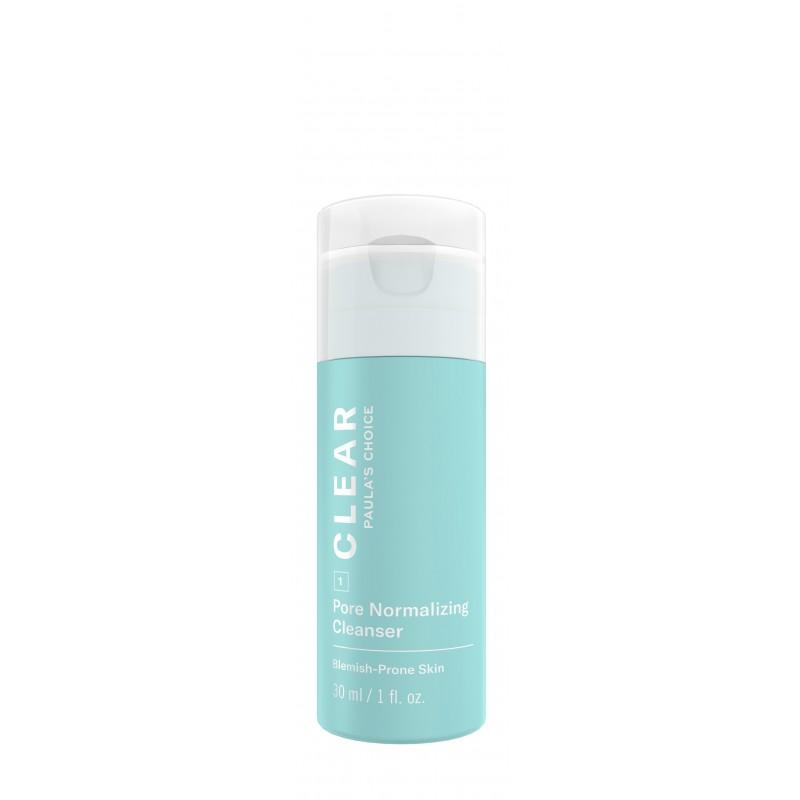 Clear Pore Normalizing Cleanser formato prova