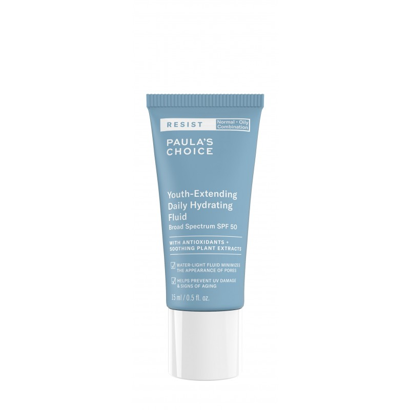 Resist Youth-Extending Daily Hydrating Fluid SPF 50 formato prova