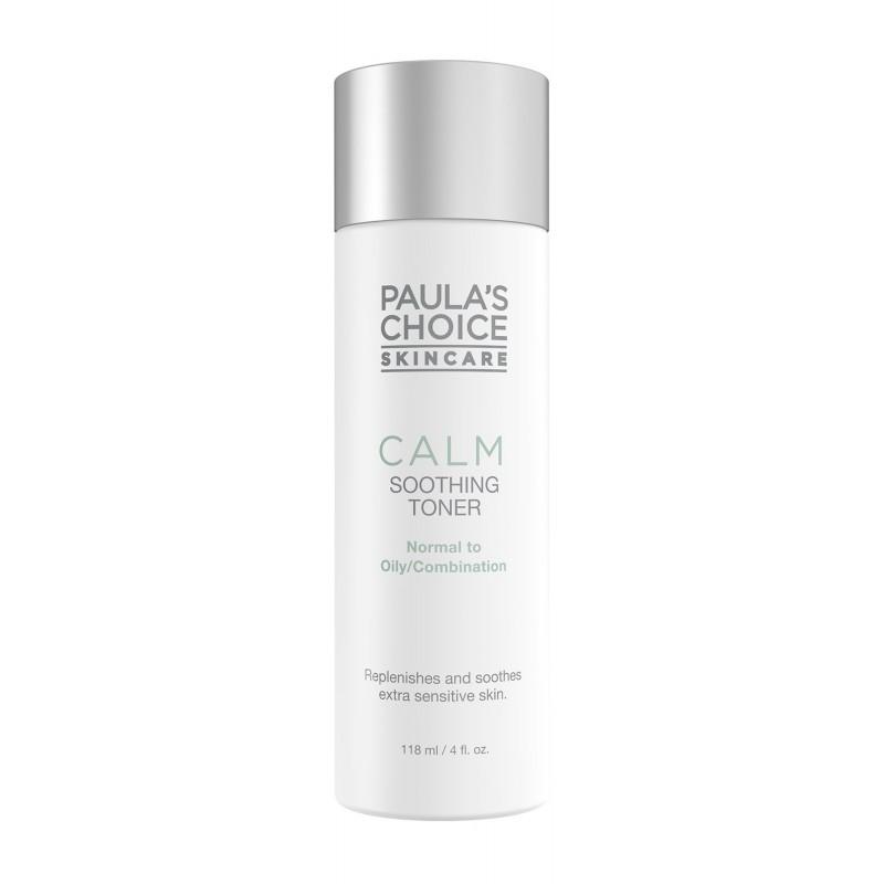 Calm Redness Relief Toner - per pelli da normali a grasse