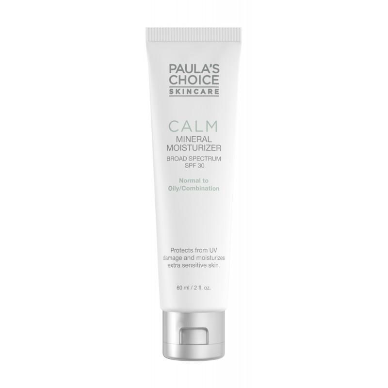 Calm Redness Relief Mineral Moisturizer SPF30 - per pelli da normali a grasse
