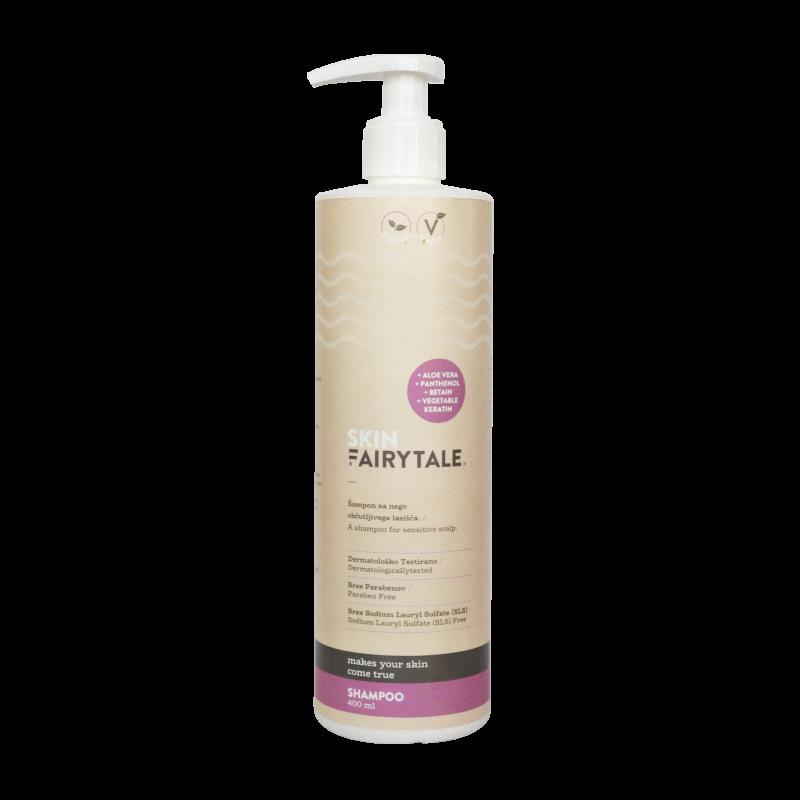 Shampoo per il cuoio capelluto sensibile 400 ml