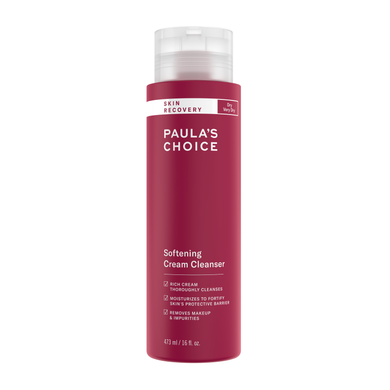 Skin Recovery Softening Cream Cleanser 473 ml
