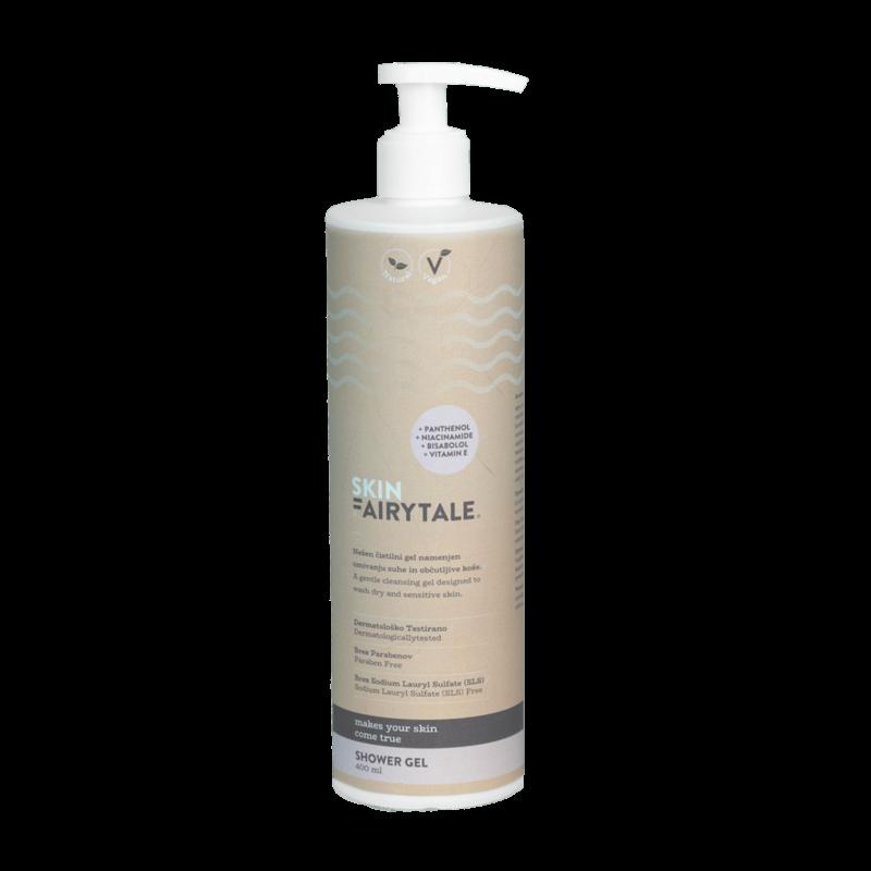 Gel doccia per pelli sensibili 400 ml