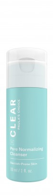 Clear Pore Normalizing Cleanser formato prova