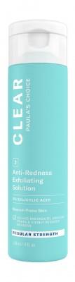Clear Regular Strength Anti-Redness Exfoliating Solution With 2% Salicylic Acid