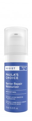 Resist Barrier Repair Moisturizer with retinol formato prova
