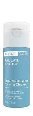 Resist Perfectly Balanced Foaming Cleanser formato prova