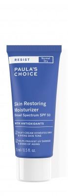 Resist Skin Restoring Moisturizer SPF 50 formato prova