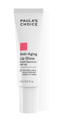 Resist Anti-Aging Lip Gloss SPF 40 Sheer Pink