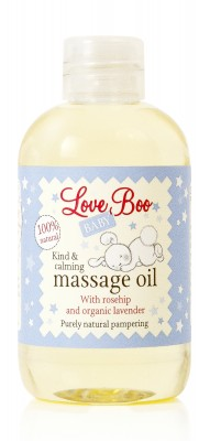 Kind & Calming Massage Oil