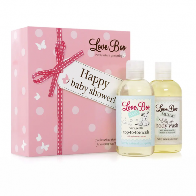 Gift set HAPPY BABY SHOWER