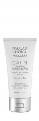 Calm Redness Relief Mineral Moisturizer SPF 30 formato prova - Per pelli da normali a secche