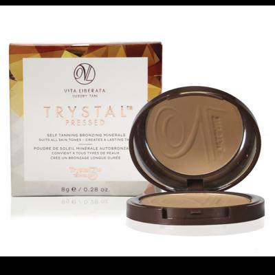 Trystal Pressed Self Tanning Bronzing Minerals - Bronze